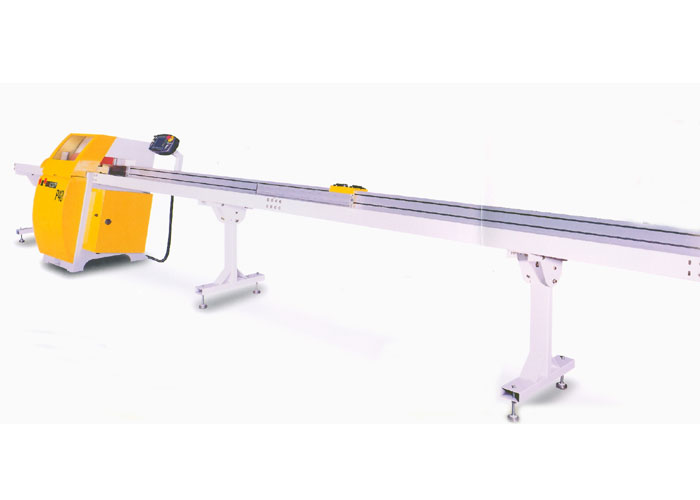 Dominion P40/P50 Automatic cross cut saw - Woodworking ...