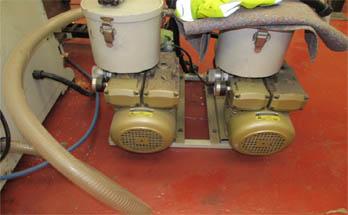 Technos 26 vacuum pumps