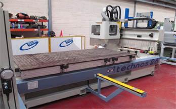 Tecnos 26 CNC machining centre
