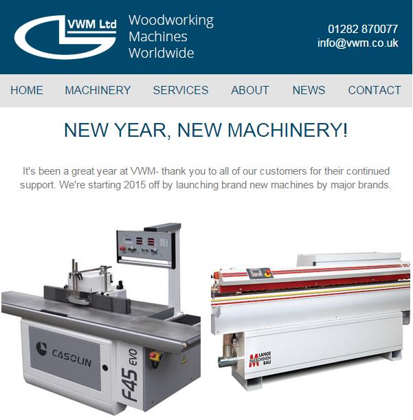 new-machinery