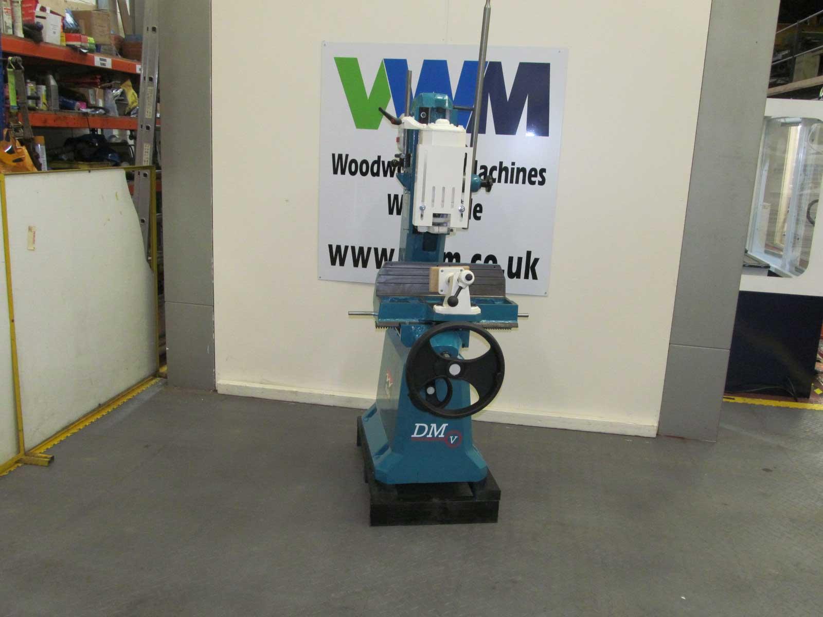 Wadkin DM/V morticer