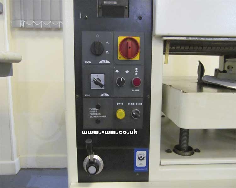 SCM S520 Control