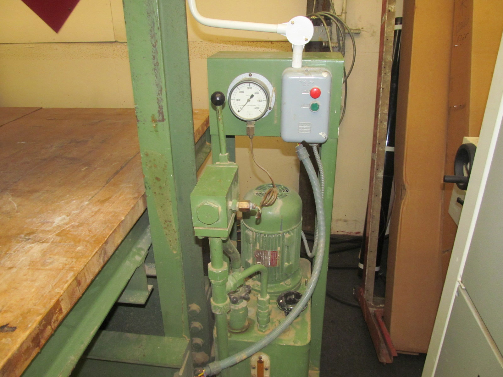 Shubert pump