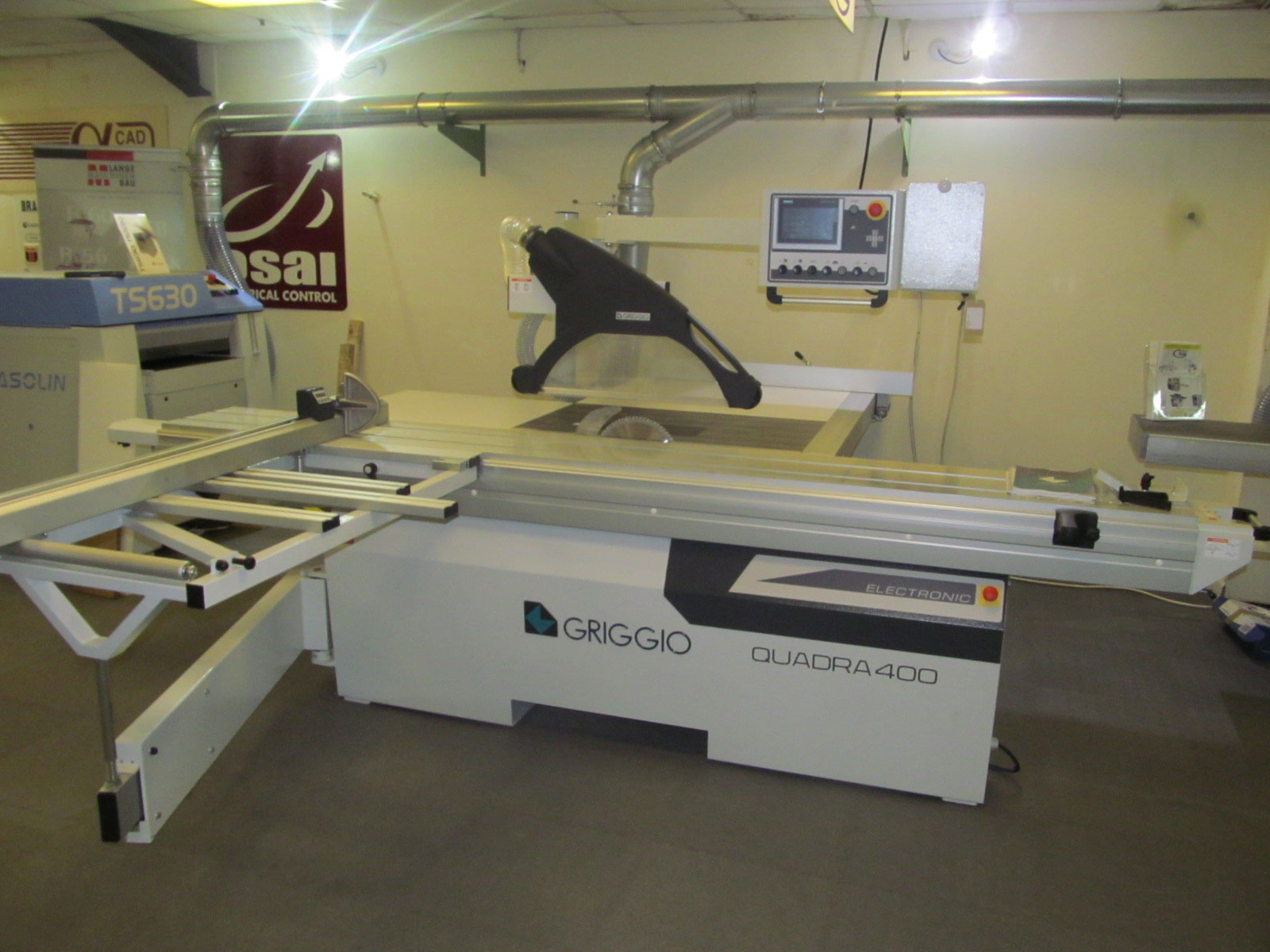 Griggio Digit 3- 3 axis panelsaw