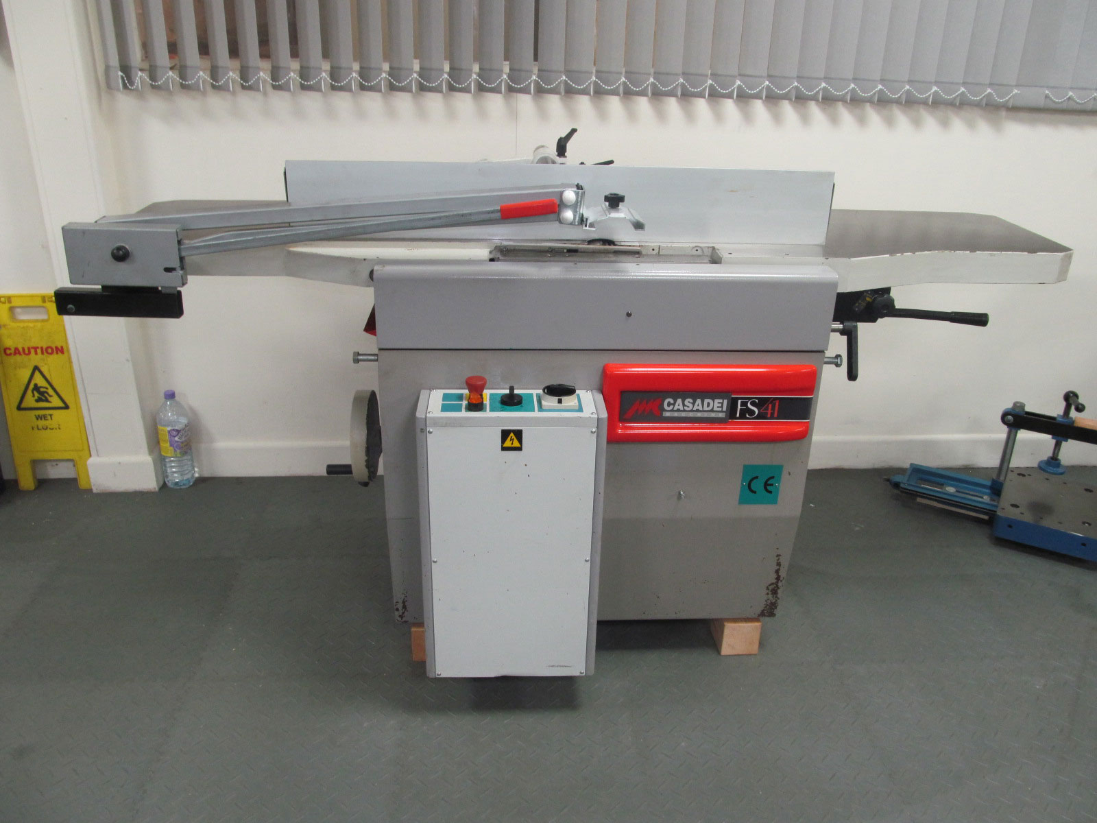 Casadei FS41 planer thicknesser