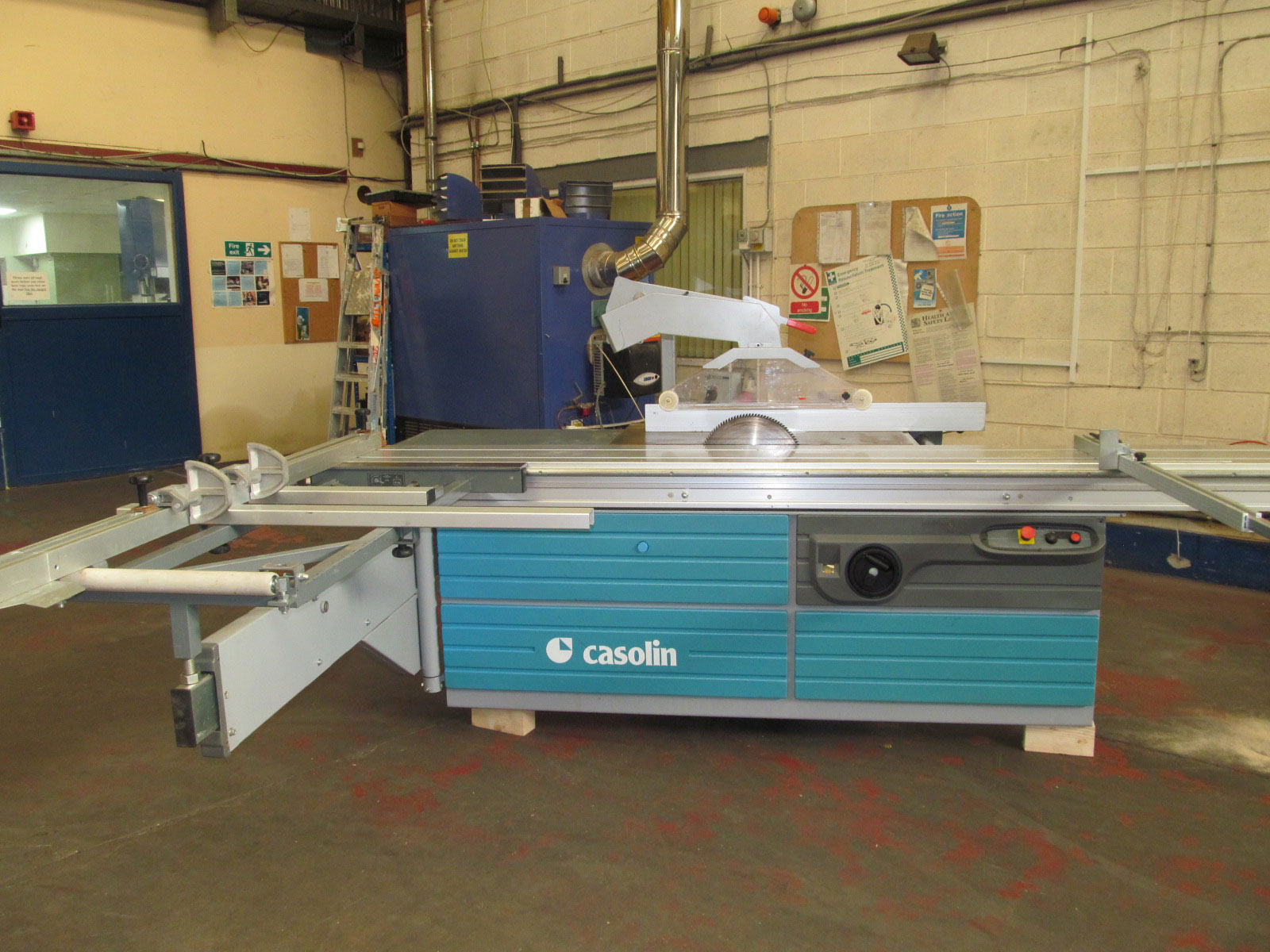 Casolin SE400 3200mm panelsaw