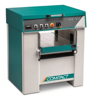Griggio compact 630 thicknesser