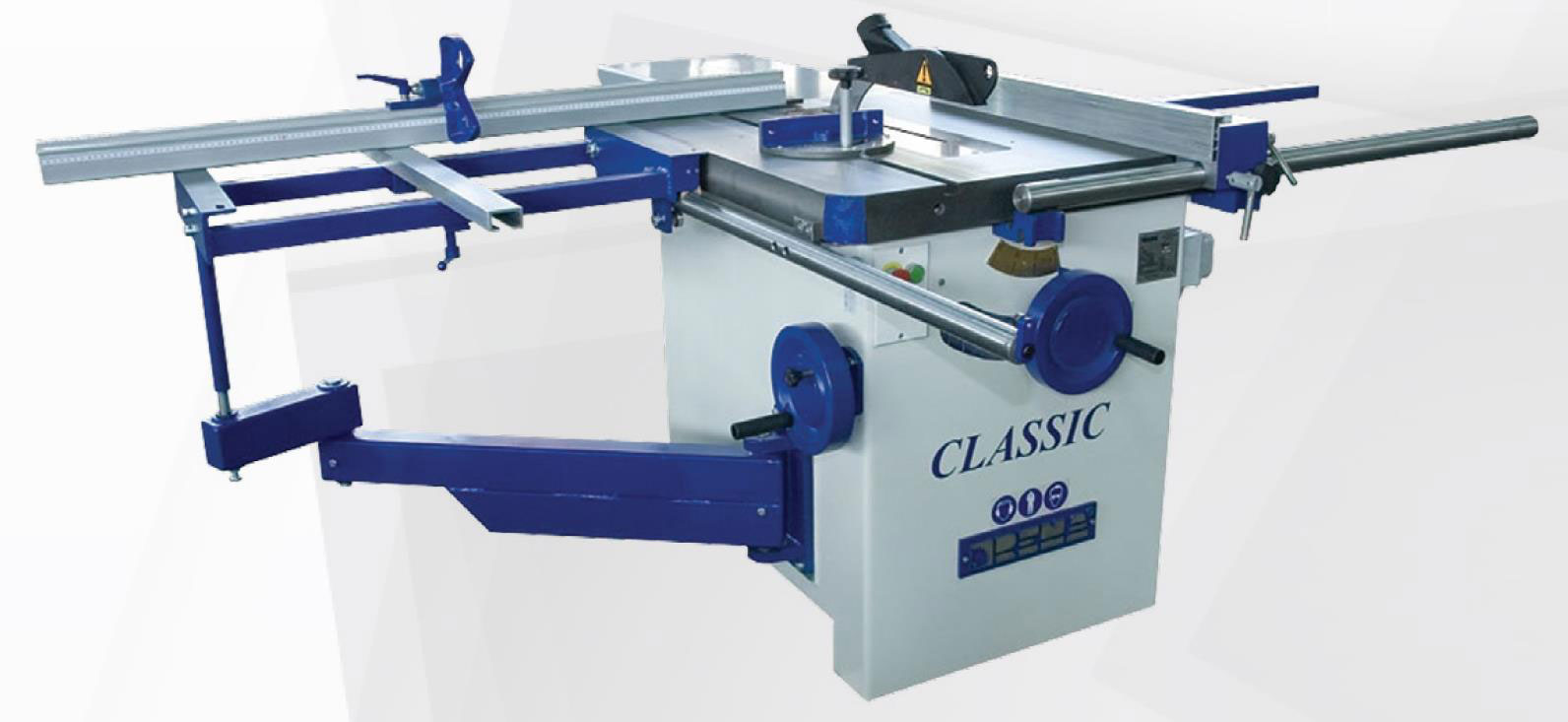 Rema DMLK-30 ripsaw with 300mm blade WITH cross cut table