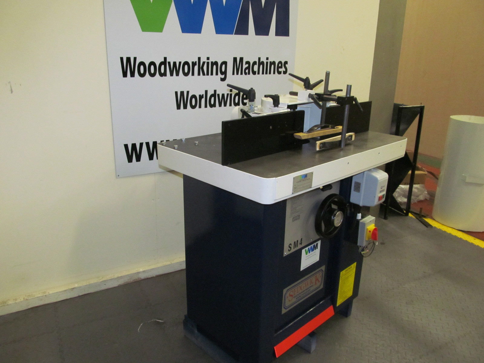 Sedgwick SM4 Spindle moulder
