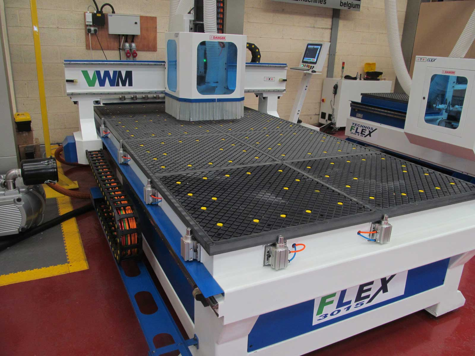 Technos Flexx ECO nesting CNC router