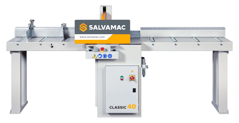 Salvamac classic 40 up stroke cross cut saw
