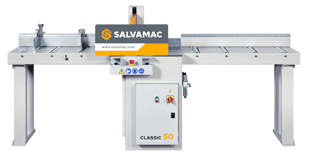 Salavamac Classic 50 up stroke cross cut saw