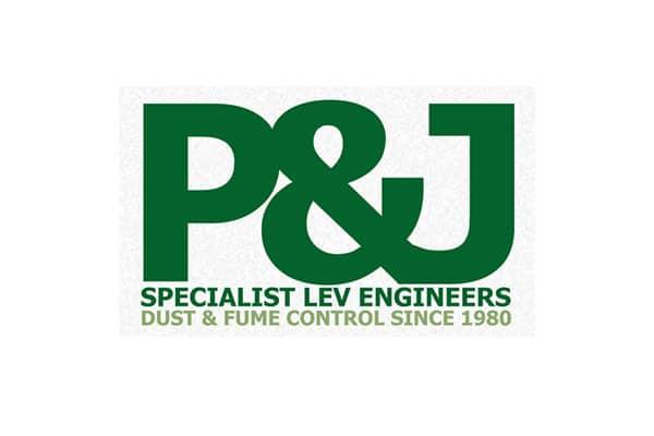P&J logo