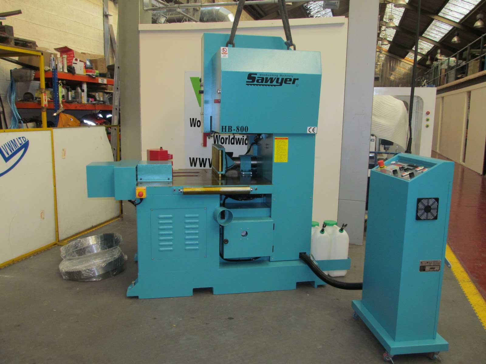 Sawyer HB-800H Heavy duty re-saw