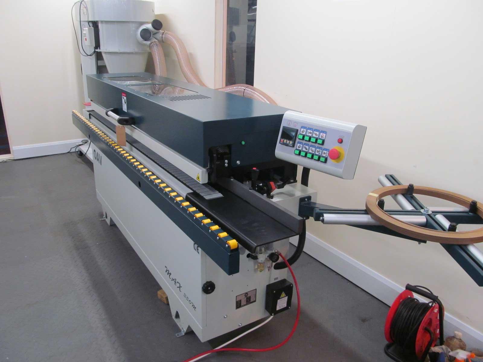 OAV MAX 350M edgebander